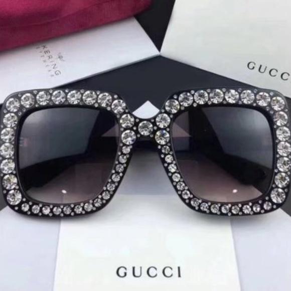 ab4549e8c8145 Authentic  Gucci  Sunglasses 1832 Women s NEW